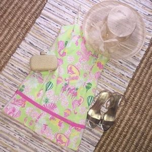 Lilly Pulitzer hot air balloon Summer dress